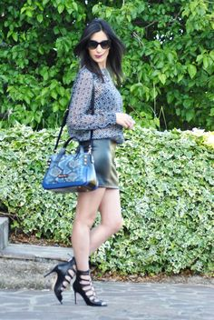 Trasparenze, lace up, sandals, highheels, heels, lacci, abito trasparente, braccialini, pelle, leather skirt, look, outfit primavera estate 2016, trend, heels, high heels, ootd, moda 2016, fashion, trend chic - outfit fashion blogger Heels Allure by Marianna Farese