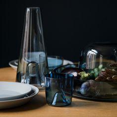 'Ziel' glassware by Daphna Laurens