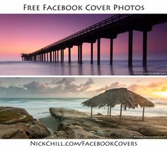 Many of my most popular photos are available for use as your Facebook Cover Photo. Free to download, and my thanks to all of you. - Nick Chill - #facebook #free