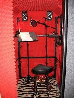 building your own vocal booth... from Voice Over Xtra