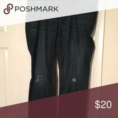 NWT old navy distressed jeans Distressed jeans from old navy still NWT Old Navy Jeans