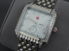New MICHELE MW15A01A2025 Women's Milou 66 Diamond Watch Michele. $999.00. New MICHELE MW15A01A2025 Women's Milou 66 Diamond Watch. Save 26% Off!