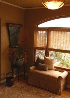 Curtain for asian decor