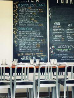 Foodie guide to Boston (pictured: Area Four, Cambridge, MA)