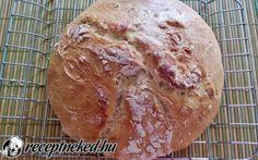 DNK, avagy dagasztás nélküli kenyér recept aranytepsi konyhájából - Receptneked.hu Bread, Food, Brot, Essen, Baking, Meals, Breads, Buns, Yemek