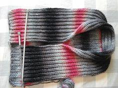 Baby Knitting Patterns, Lace Knitting Stitches, Shawl Patterns, Knitting Designs, Free Knitting, Crochet Patterns, Yarn Projects, Knitting Projects, Crochet Motif