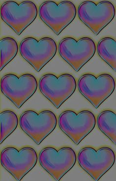 Love Animation Wallpaper, Hey Love, Heart Wallpaper, Heart Art, Color Splash, Heart Designs, Iphone Wallpapers, Backgrounds, Hearts