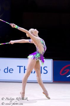 Kseniya MOUSTAFAEVA, France, Grand Prix Thiais 2015