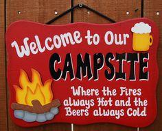 Beer - Campsite