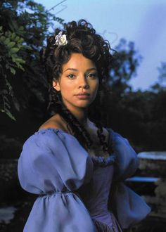 Carmen Ejogo in 'Sally Hemings: An American Scandal' Portrait Inspiration, Character Inspiration, Story Inspiration, Pretty People, Beautiful People, Beautiful Women, Sally Hemings, Princess Aesthetic, Cinderella Aesthetic