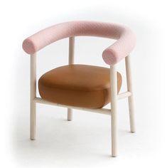 pipe chair, sebastian herkner for moroso | #design #interior #ap