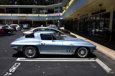 Corvette - via Celebrity Cars Blog - pin by Alpine Concours