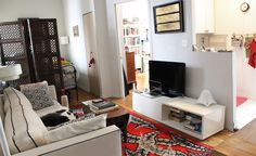 Sophia's Bookish Live/Work Apartment