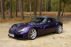 TVR Sagaris. I hope the Blackpool firm is remembered for this car ?