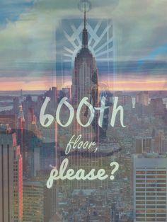 600th Floor Please?