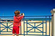 Il modo ideale per descrivere agli amici i bellisimi luoghi esplorati....una fotografia...