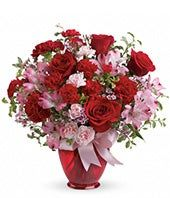 You're In My Heart at From You Flowers Flowers Today, Wax Flowers, Flowers For You, Purple Bouquets, Red Rose Bouquet, Floral Bouquets, Birthday Flower Delivery, Flower Delivery Service, Different Types Of Flowers