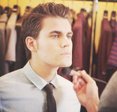 Paul Wesley = perfection