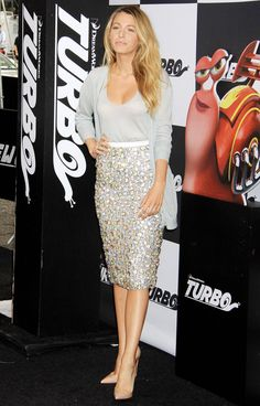blake lively - love this outfit