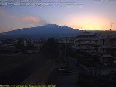 Giarre meteosystem webcam (East)