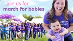 #marchforbabies #hrva  http://www.myactivechild.com/blog/march-babies-hampton-roads/