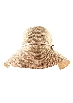 Shield the rays in this adorable sun hat! #beach #babe #wedding