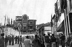 Nostálgicos del Valladolid antiguo. Seminci. Plaza Coca.