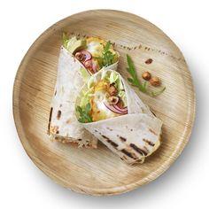 Wrap med stekt ägg, srirachamajo och koriander | Coop