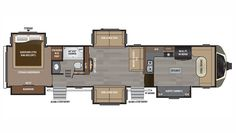 Save on a 2018 Keystone Montana 3820FK Floor Plan. Available inventory, real photos, specifications, custom build, and more. Get yours!