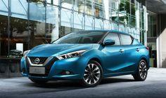 Nissan revela sedã Lannia em Xangai +http://brml.co/1HSTj9B