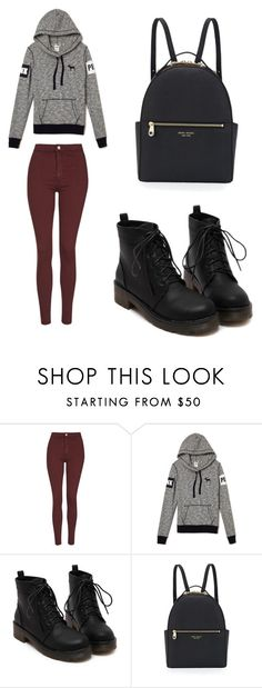 """""""Untitled #43"""" by bmyiab ❤ liked on Polyvore featuring Topshop and Henri Bendel"""