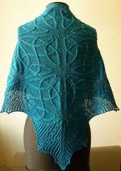Taliesin pattern by Lucy Hague