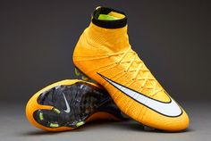 2014 Magista Nike Mercurial Superfly FG Fly line IV TPU soccer cleats yellow white black on sale,for Cheap,wholesale from China