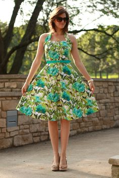 Summer dress DIY love!