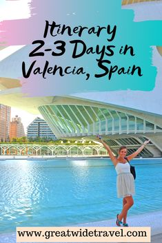 Heading to Valencia? This guide has what to see, and in what order. With a walking map included, you can see all the sights in days! Barcelona Travel Guide, Spain Travel Guide, European Destination, European Travel, Travel Europe, Alicante, Tenerife, Ibiza, Best Cities In Spain