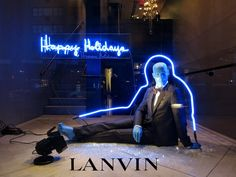 www.retailstorewindows.com: Lanvin, New York