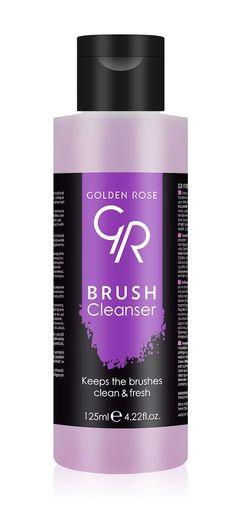 Golden Rose Brush Cleanser