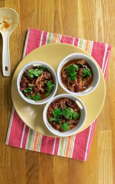 VIDEO RECIPE: Pressure Cooker Turkey & Red Bean Chili