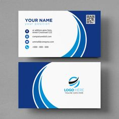 Explore more than business cards to create a professional identity in any field. Black Business Card, Free Business Card Design, Business Cards Layout, Free Business Cards, Modern Business Cards, Professional Business Cards, Creative Business, Letterhead Design Inspiration, Certificate Design Template