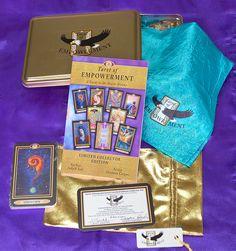 Tarot of Empowerment Collectors Edition Major Arcana Deck