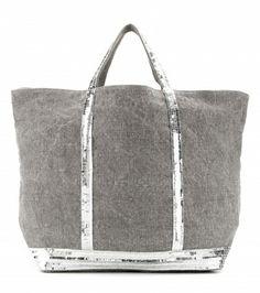Vanessa Bruno - Cabas Large linen shopper - mytheresa.com GmbH