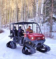 Red River Offroad- Jeep Tours, Snowmobile Tours and UTV Rental in Red River New Mexico