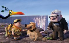 Up. Such a cute movie.