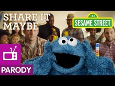Sesame Street: Share It Maybe - YouTube