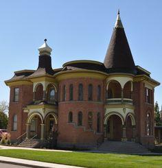 Dennis A. Smyth House - Ogden, Utah