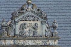 Fontevraud--49 détails d'architecture