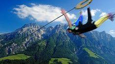 Flying Fox XXL Leogang | © Flying Fox XXL