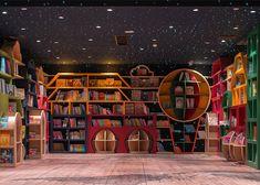 Kütüphanede Mekansal Deneyim