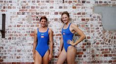 Aiming for Rio: Cate and Bronte Campbell.