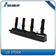 Ignition Coil Pack For 2011-2016 Buick Cadillac Chevrolet L4 1.4L UF669